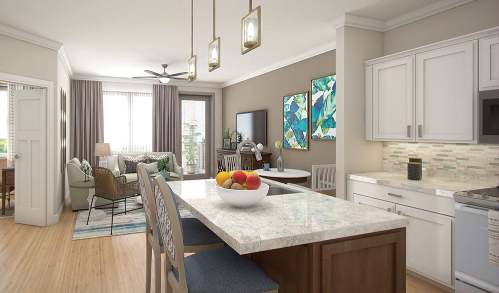 Florida retirement living at Lakeside at Waterman Village in Mount Dora