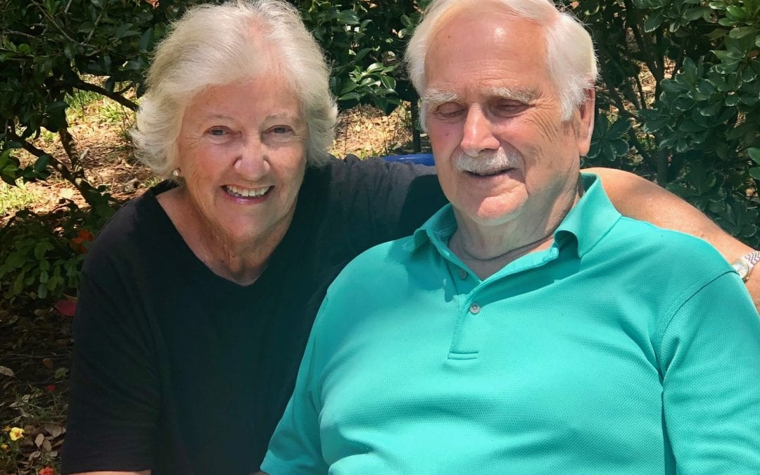 Why Gordon & Amy Chose the Warmth of Lakeside at Waterman Village Over Other Retirement Communities in FL & Beyond